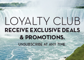 Loyalty Club - Ramada by Wyndham Niagara Falls Fallsview
